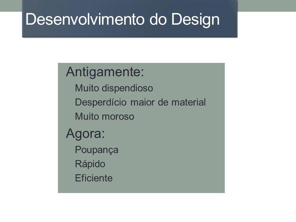 Desenvolvimento do Design