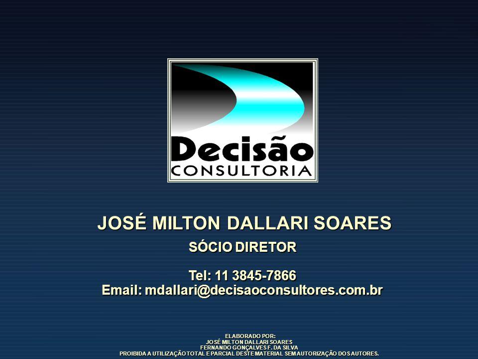 JOSÉ MILTON DALLARI SOARES