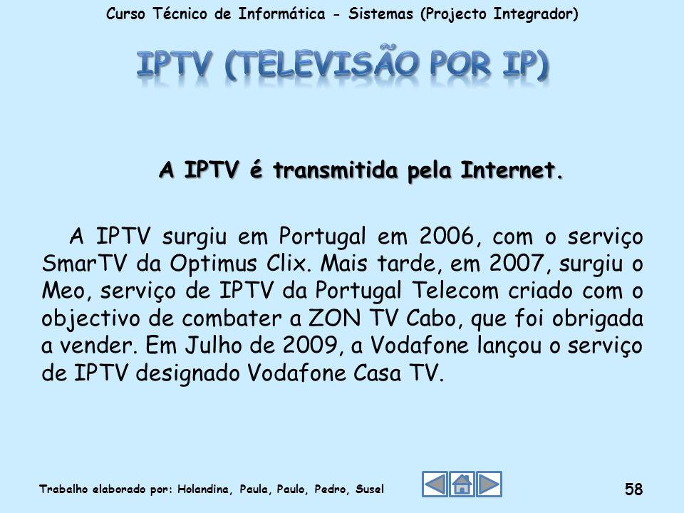 Iptv (Televisão por IP)
