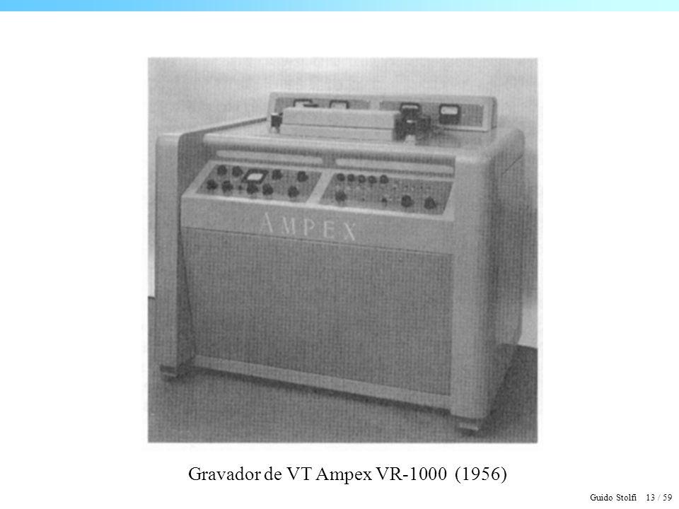 Gravador de VT Ampex VR-1000 (1956)