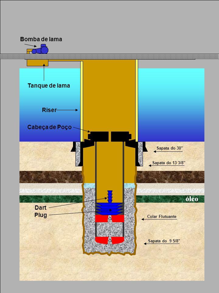 óleo Bomba de lama Tanque de lama Riser Cabeça de Poço Dart Plug
