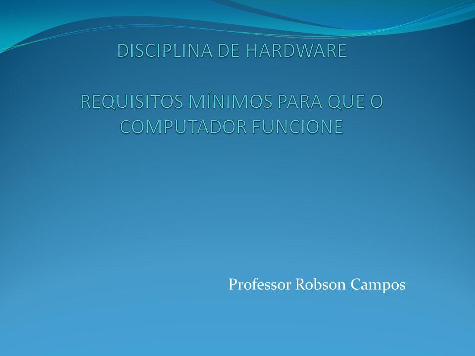 Professor Robson Campos