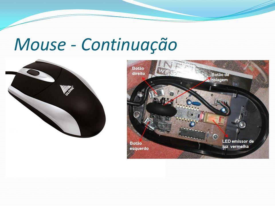 Mouse - Continuação