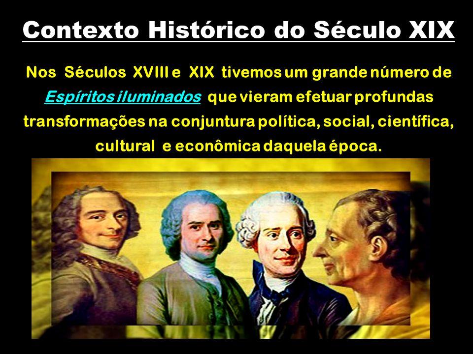 Contexto Histórico do Século XIX