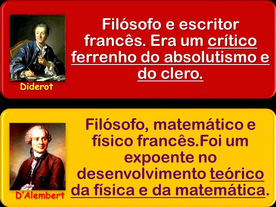 Filósofo e escritor francês