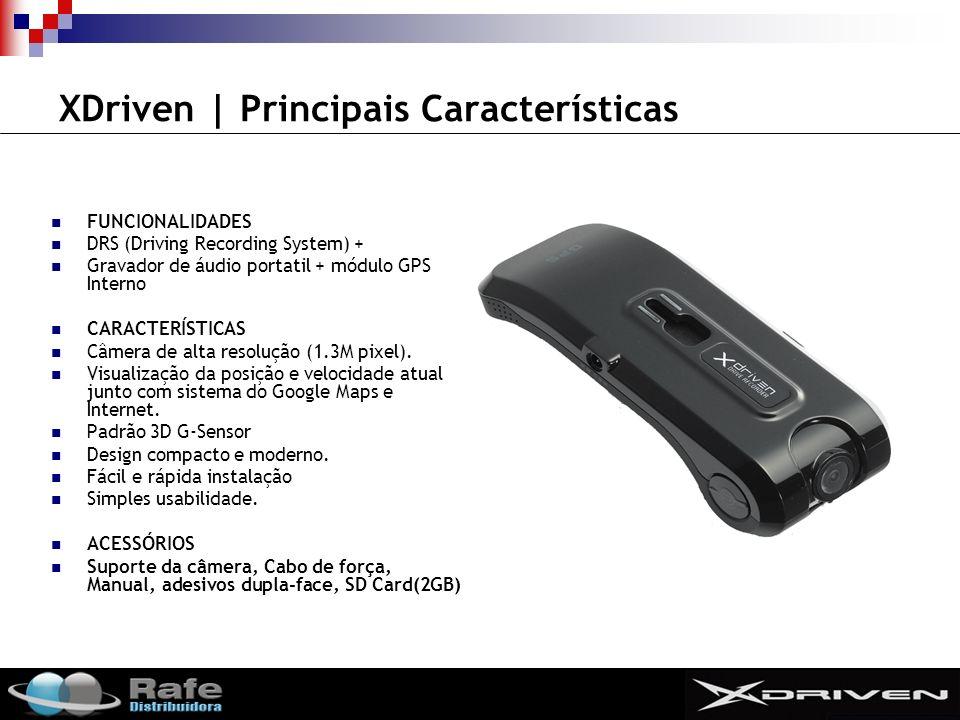XDriven | Principais Características
