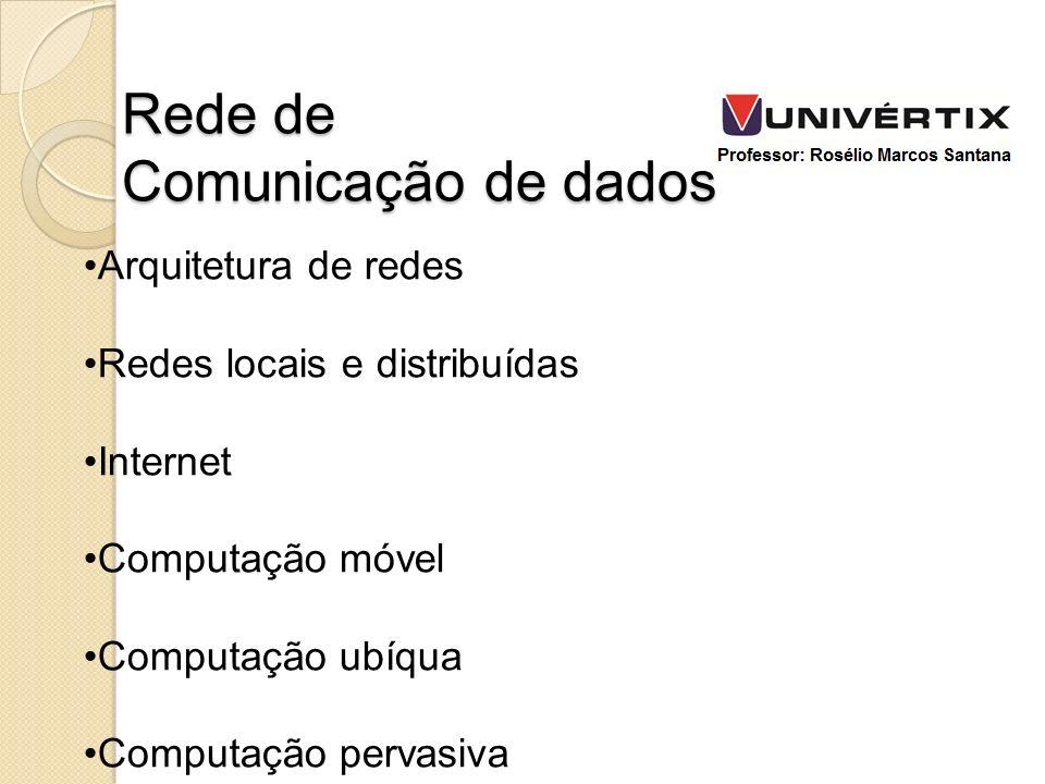 Rede de Comunicação de dados