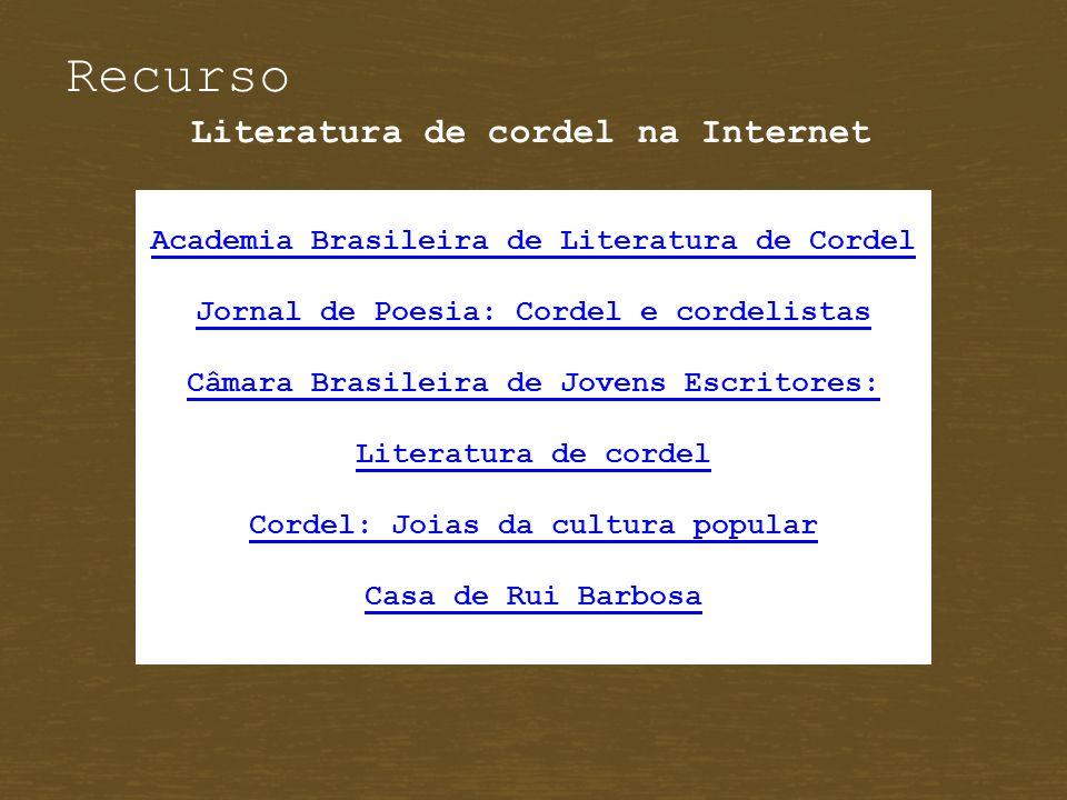 Academia Brasileira de Literatura de Cordel