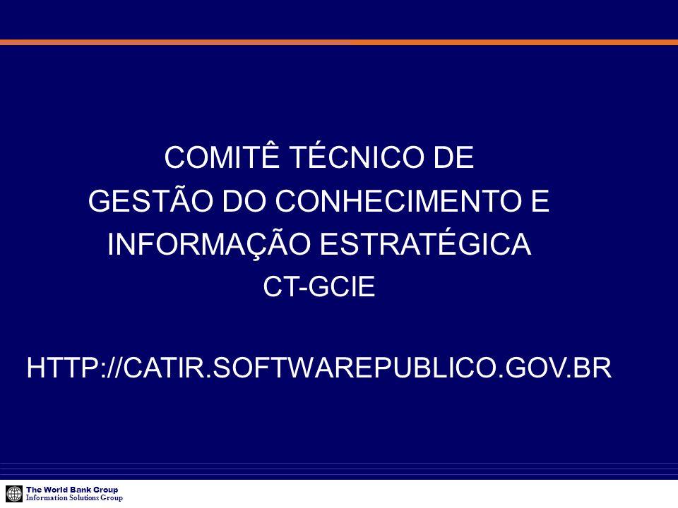 GESTÃO DO CONHECIMENTO E INFORMAÇÃO ESTRATÉGICA