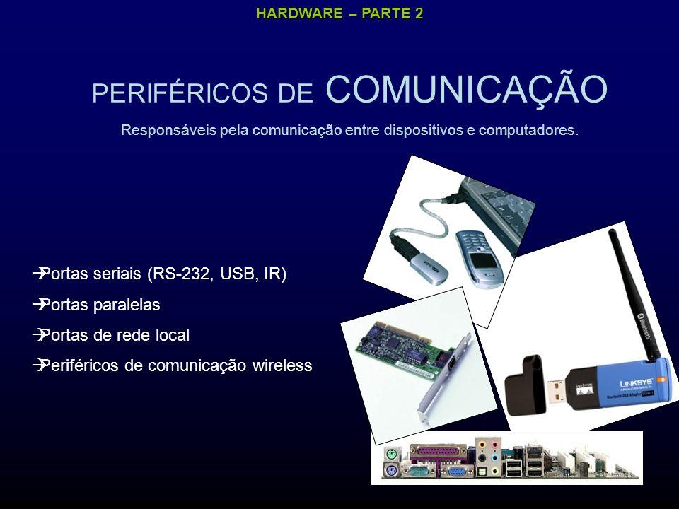 PERIFÉRICOS DE COMUNICAÇÃO