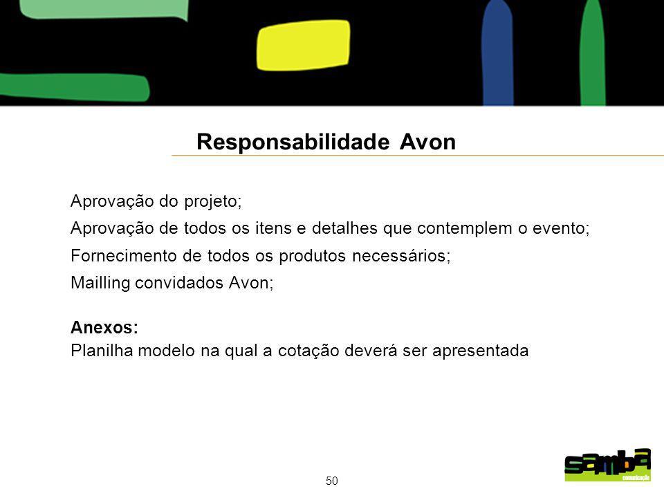 Responsabilidade Avon