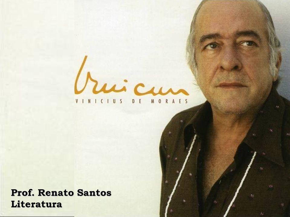 Prof. Renato Santos Literatura