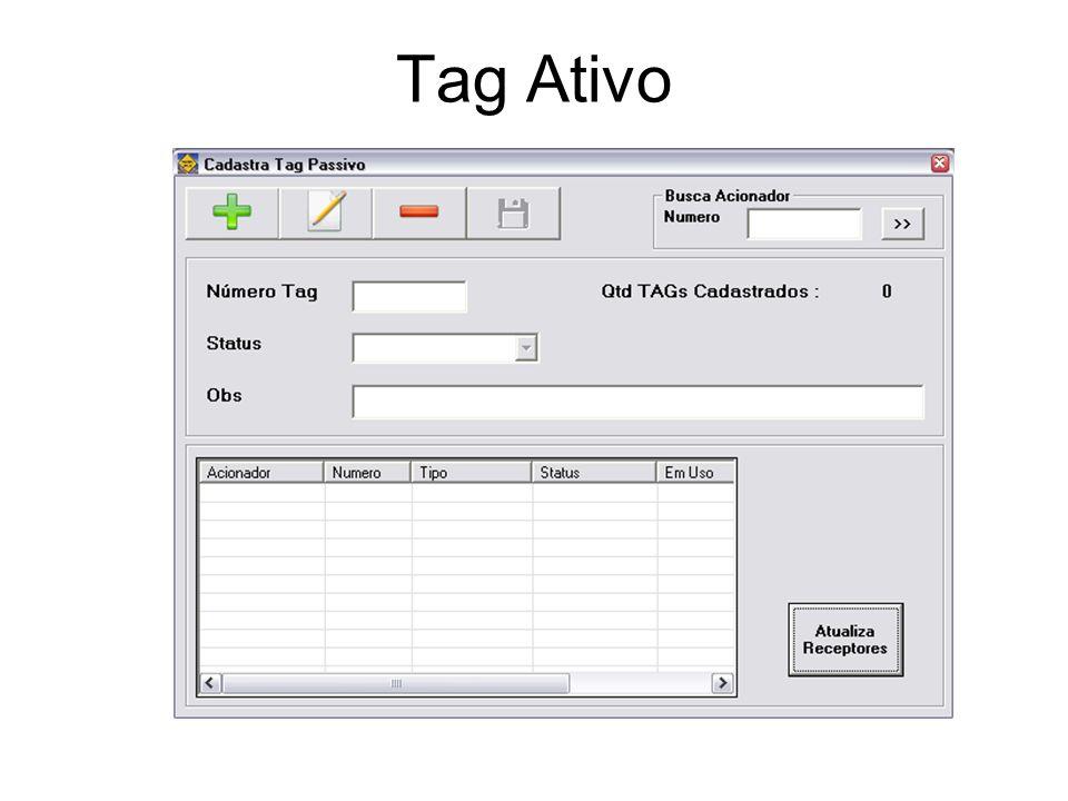 Tag Ativo
