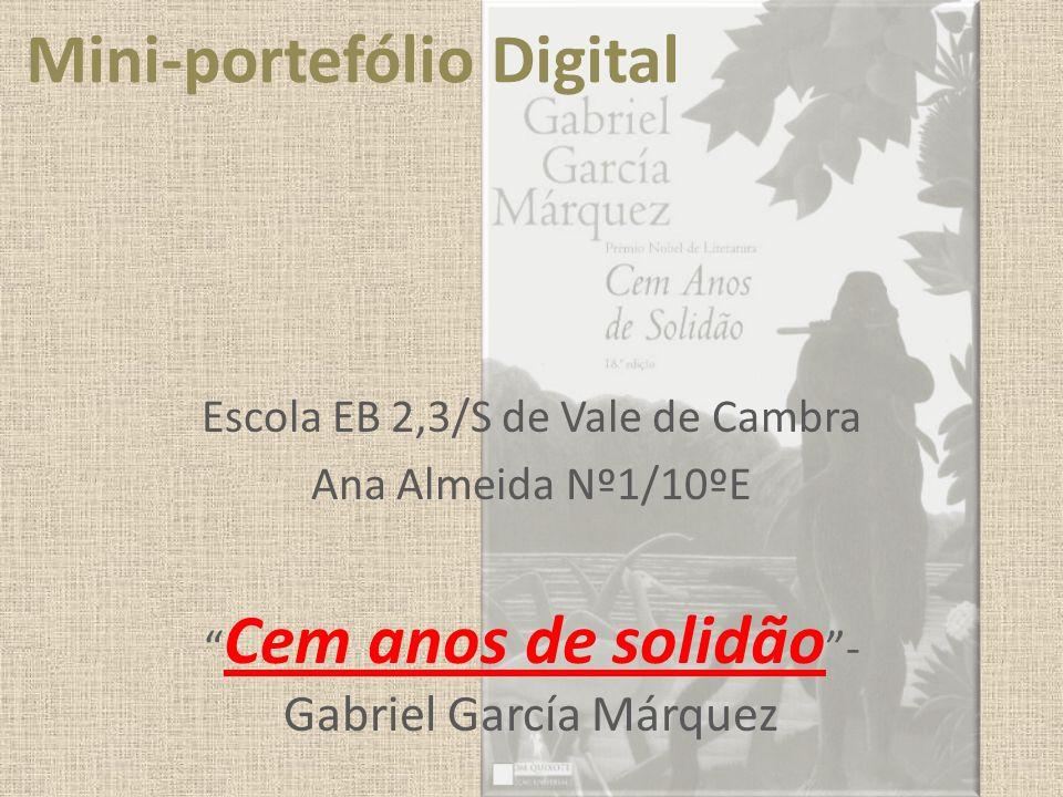 Mini-portefólio Digital