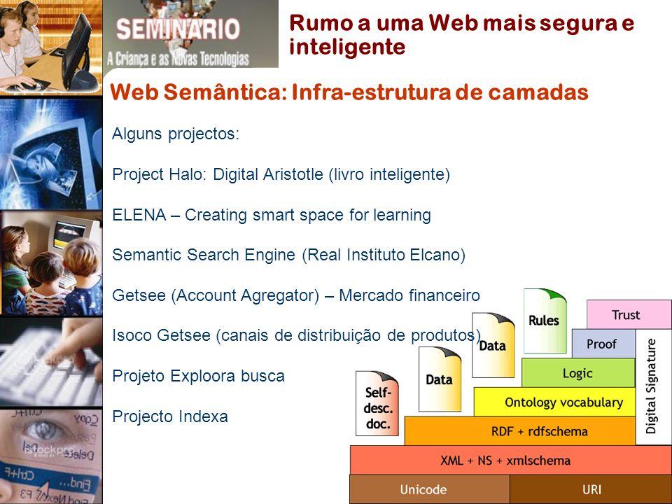 Rumo a uma Web mais segura e inteligente