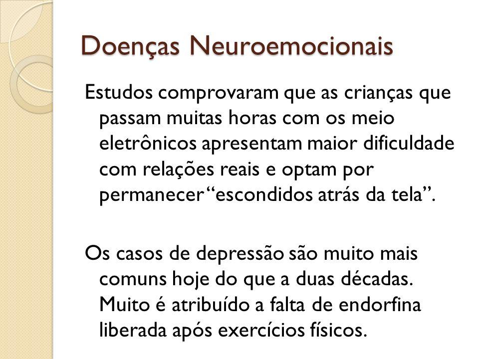 Doenças Neuroemocionais