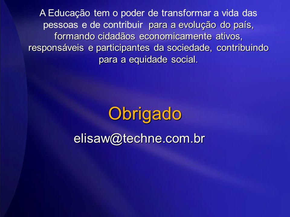 Obrigado elisaw@techne.com.br