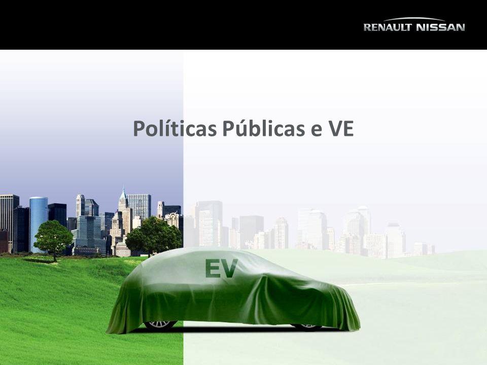 Políticas Públicas e VE