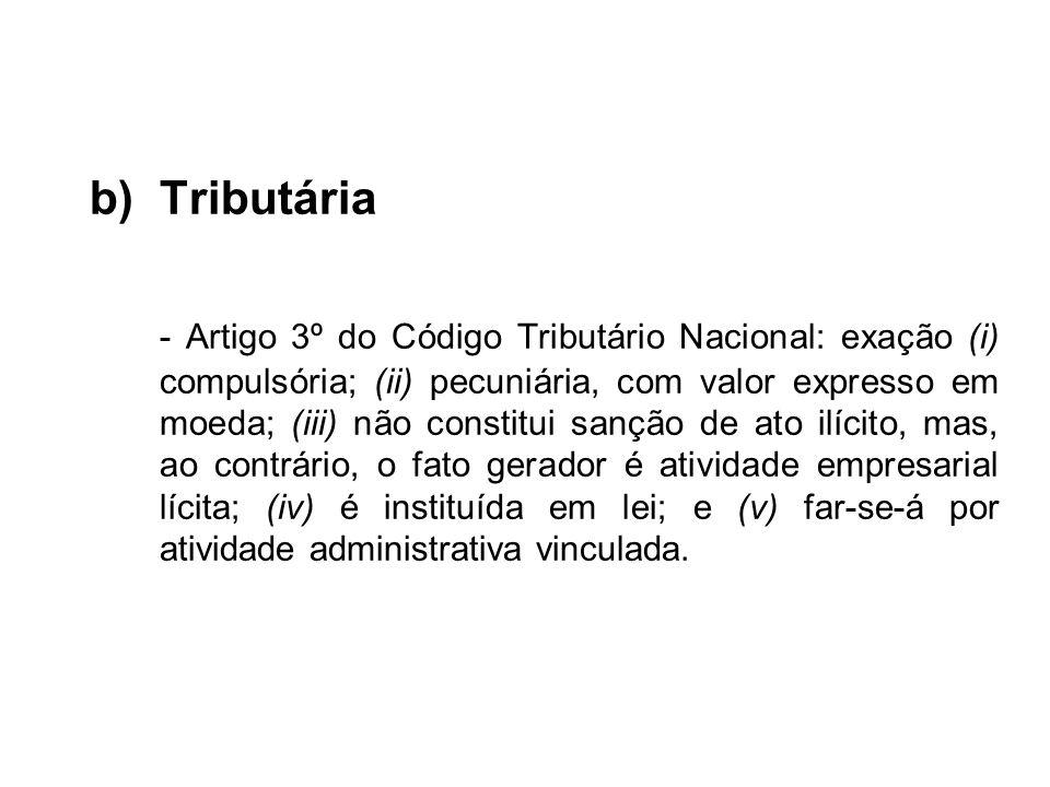 Tributária