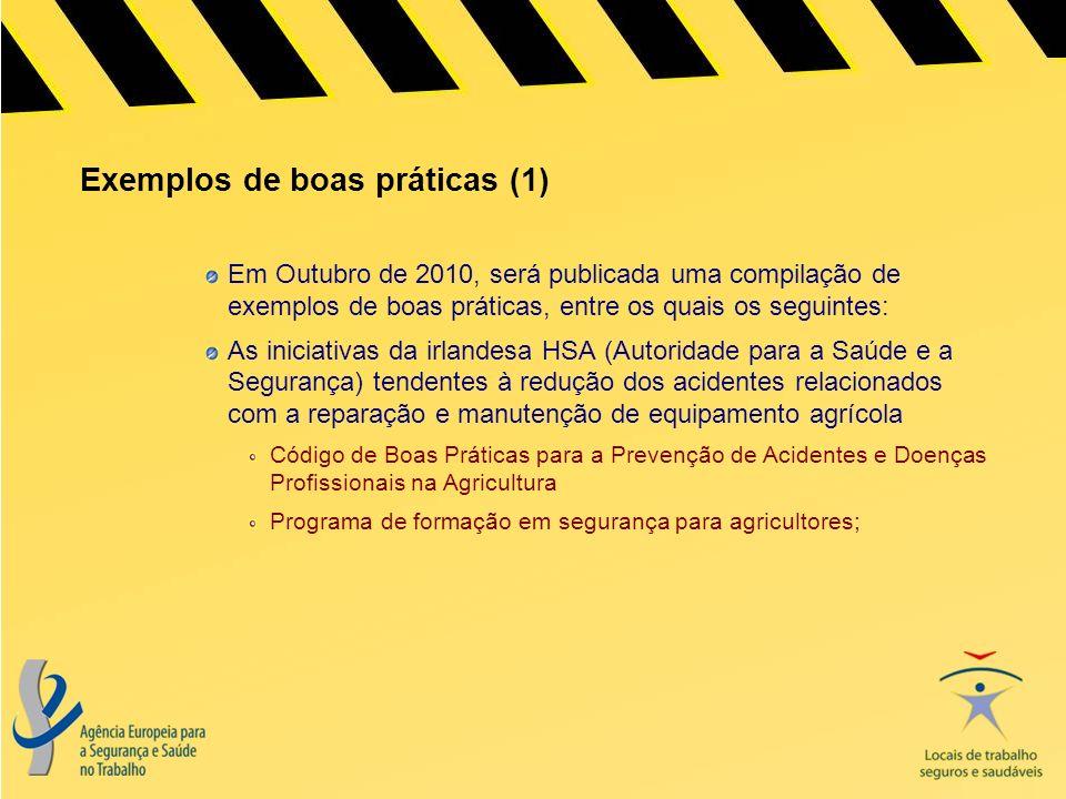 Exemplos de boas práticas (1)