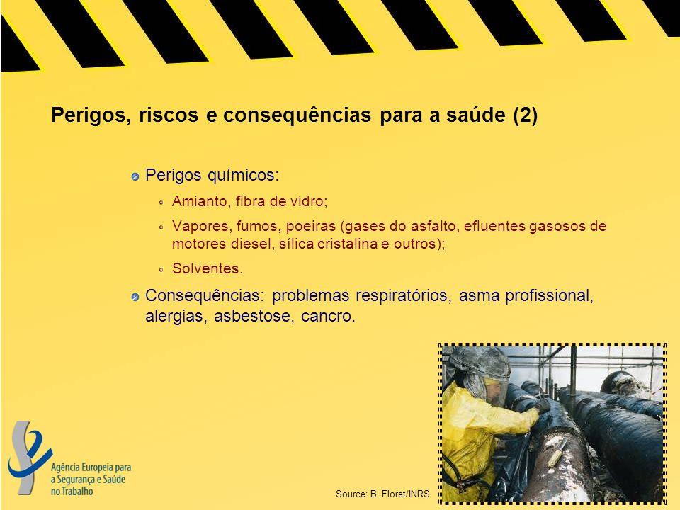 Perigos, riscos e consequências para a saúde (2)