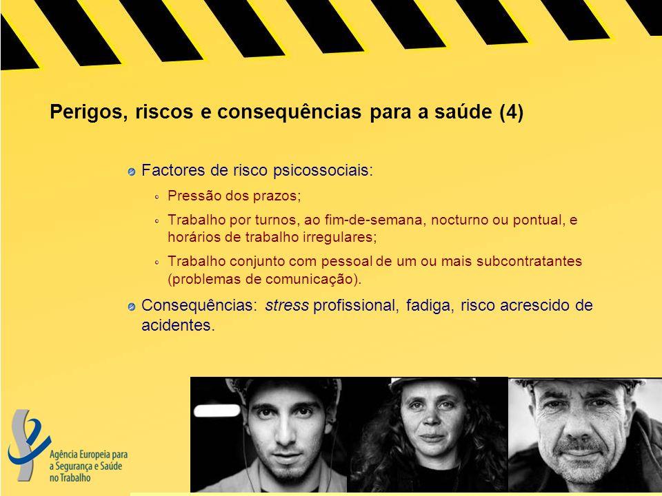 Perigos, riscos e consequências para a saúde (4)