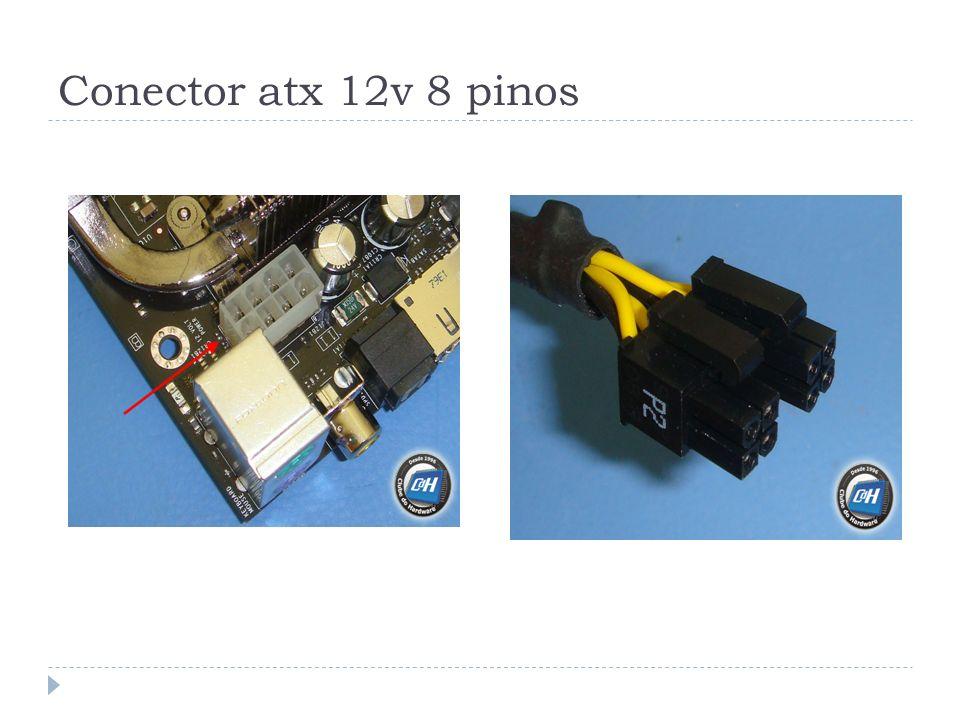 Conector atx 12v 8 pinos