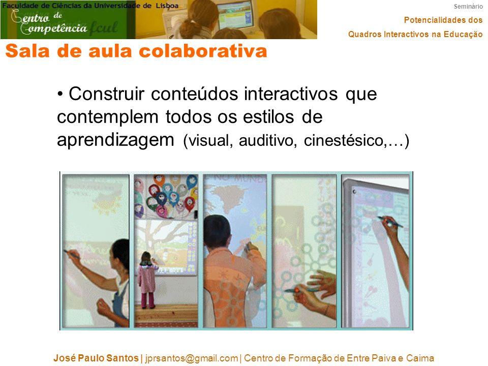 Sala de aula colaborativa