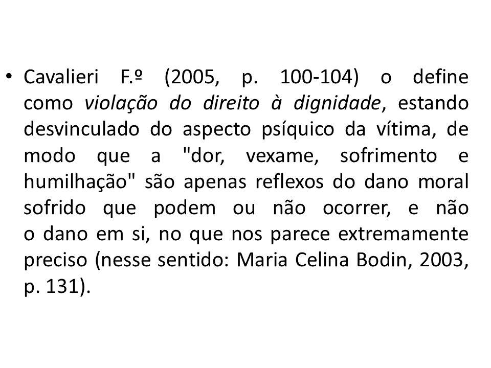 Cavalieri F.º (2005, p.