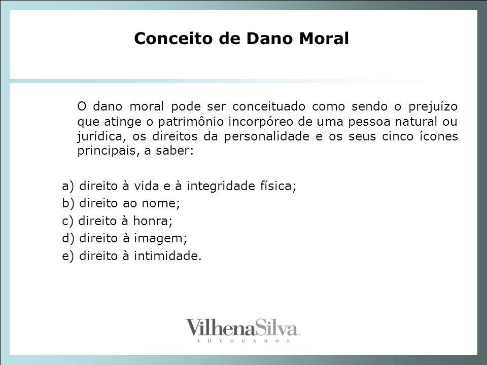 Conceito de Dano Moral