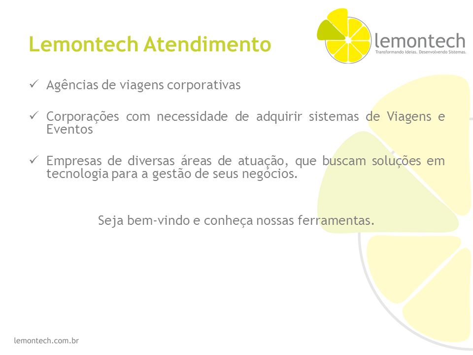 Lemontech Atendimento
