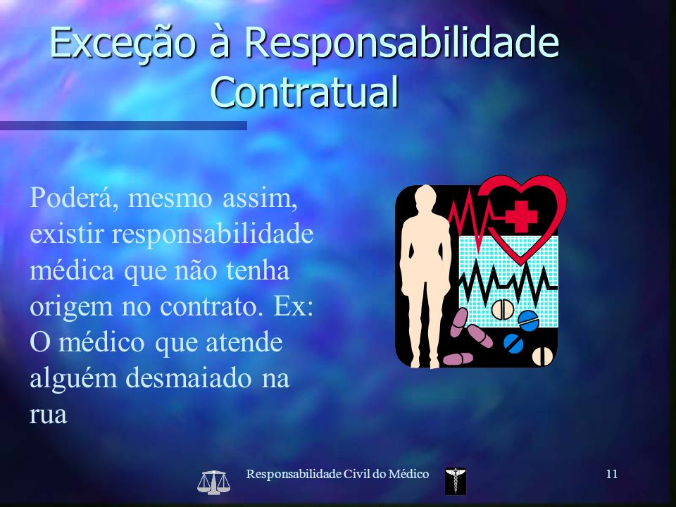 Exceção à Responsabilidade Contratual