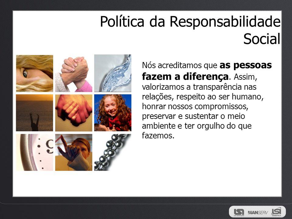 Política da Responsabilidade Social