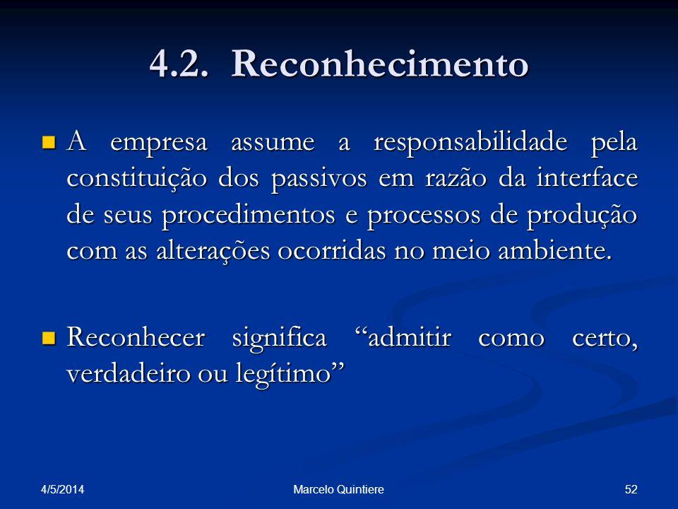 4.2. Reconhecimento