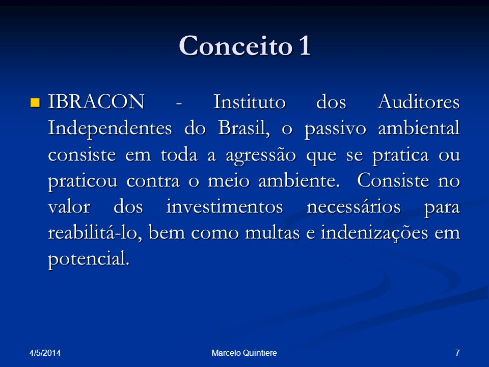 Conceito 1