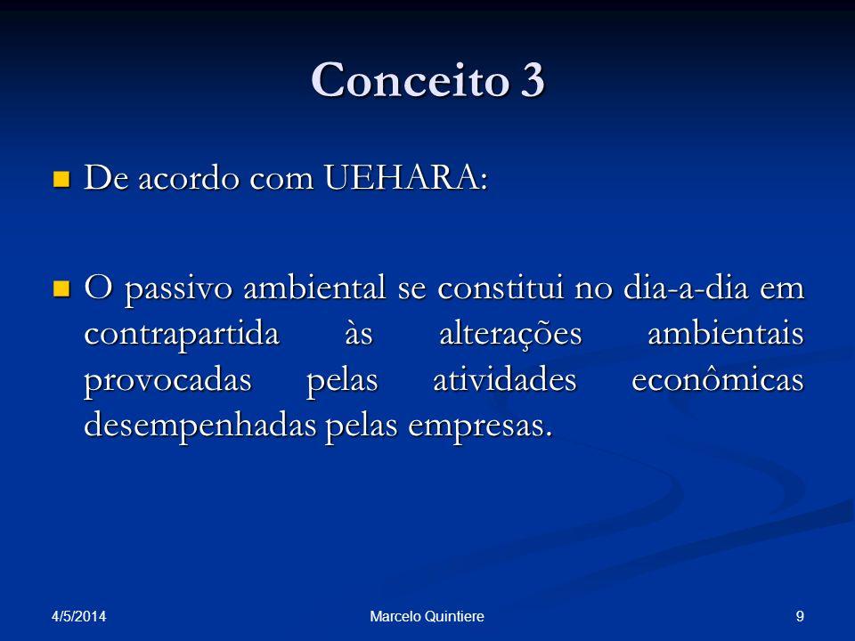 Conceito 3 De acordo com UEHARA: