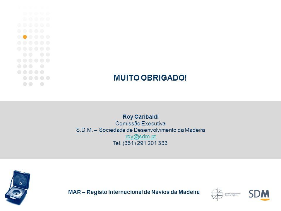 S.D.M. – Sociedade de Desenvolvimento da Madeira