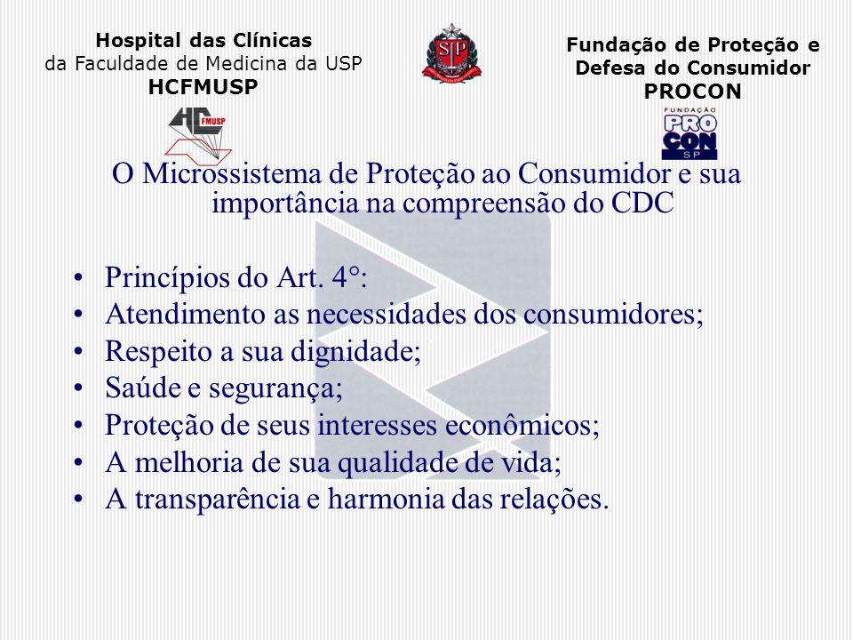O Microssistema de Proteção ao Consumidor e sua importância na compreensão do CDC
