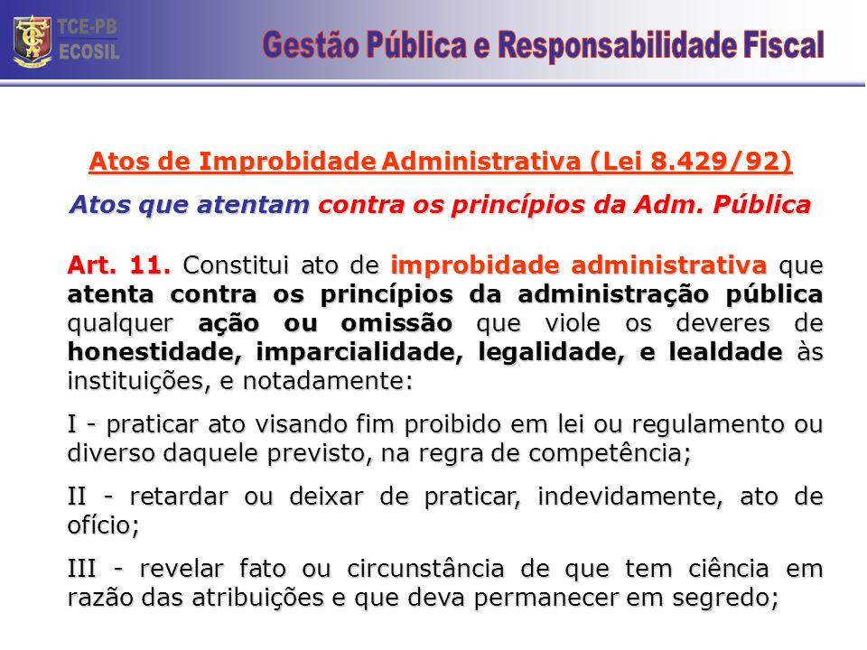 TCE-PB ECOSIL 26 Gestão Pública e Responsabilidade Fiscal