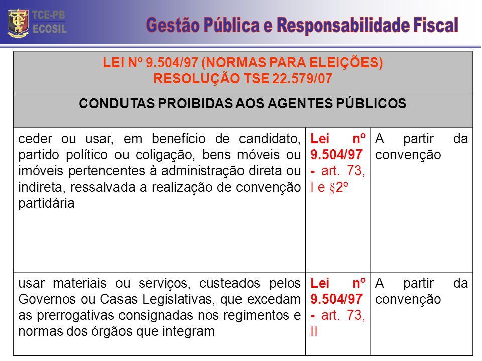 TCE-PB ECOSIL Gestão Pública e Responsabilidade Fiscal