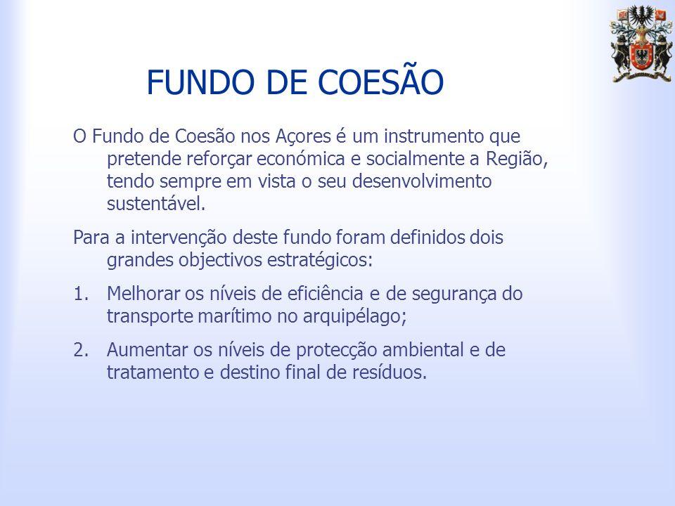 FUNDO DE COESÃO