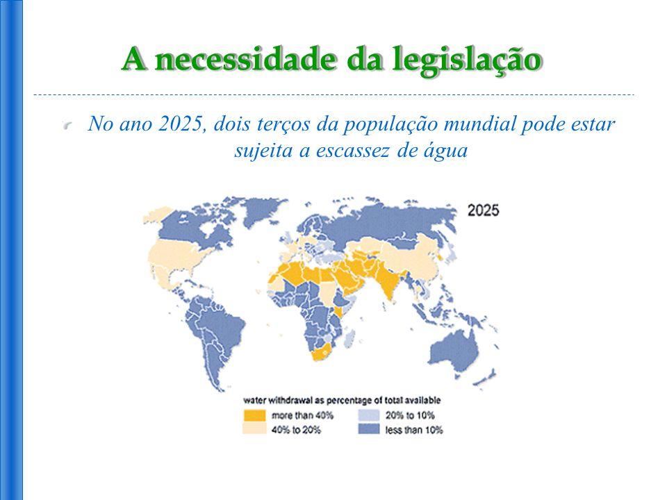 A necessidade da legislação
