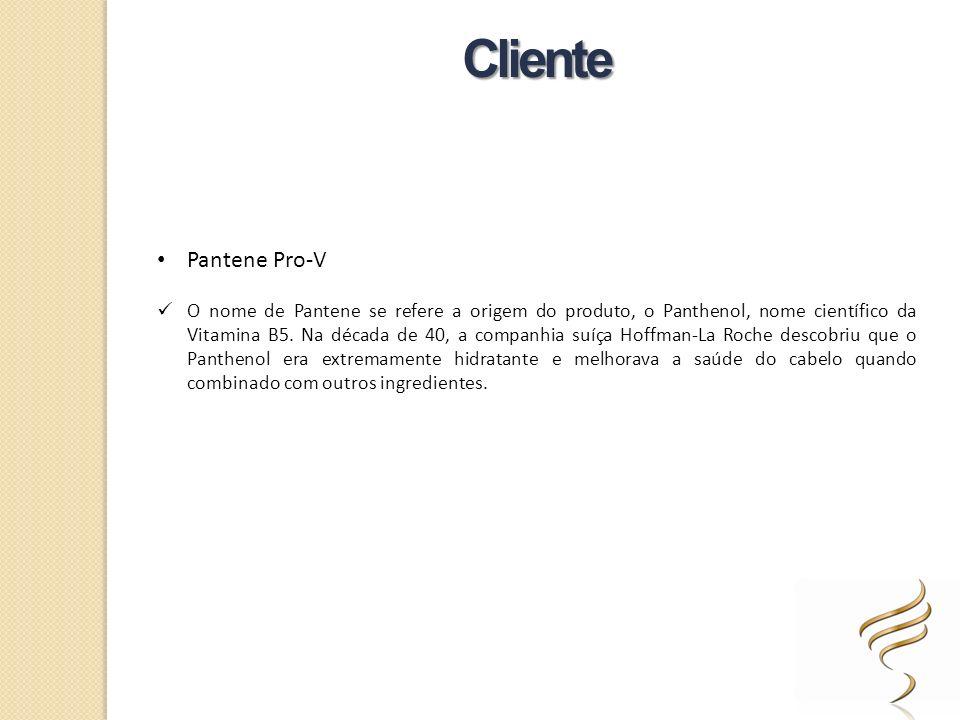 Cliente Pantene Pro-V.