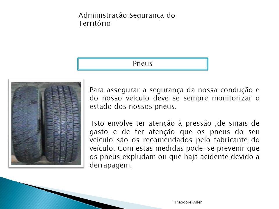 Pneus Para assegurar a segurança da nossa condução e do nosso veiculo deve se sempre monitorizar o estado dos nossos pneus.
