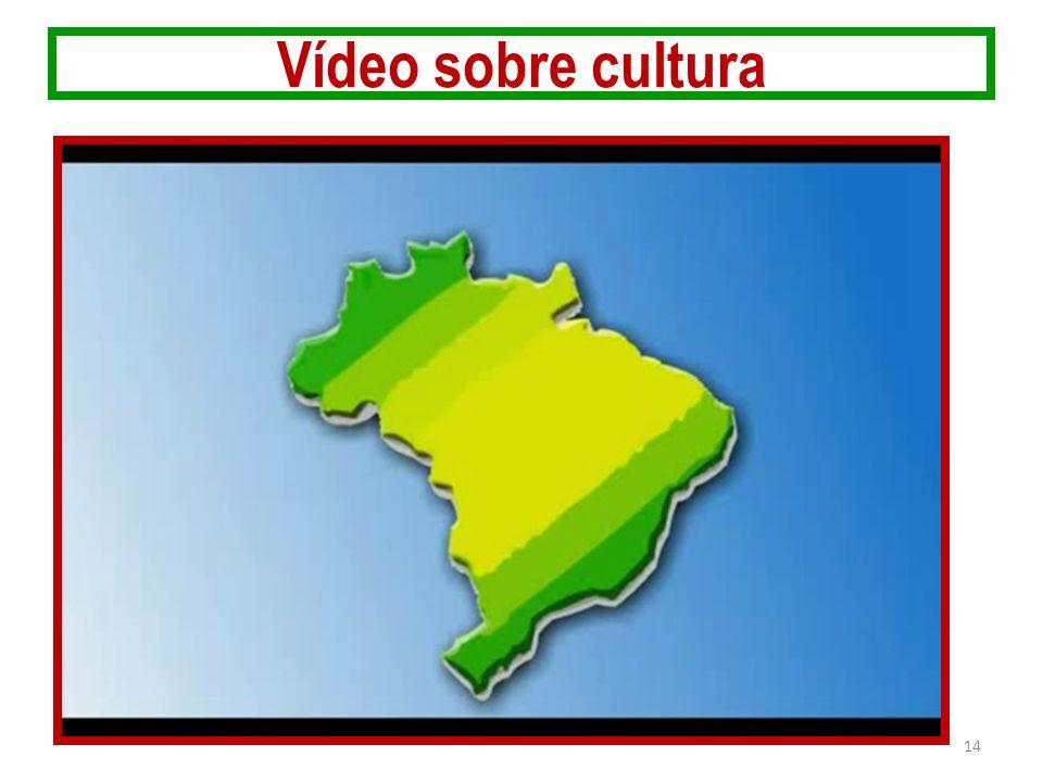 Vídeo sobre cultura