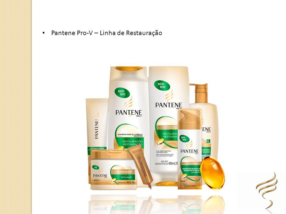 Pantene Pro-V – Linha de Restauração