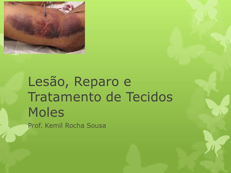 Lesão, Reparo e Tratamento de Tecidos Moles