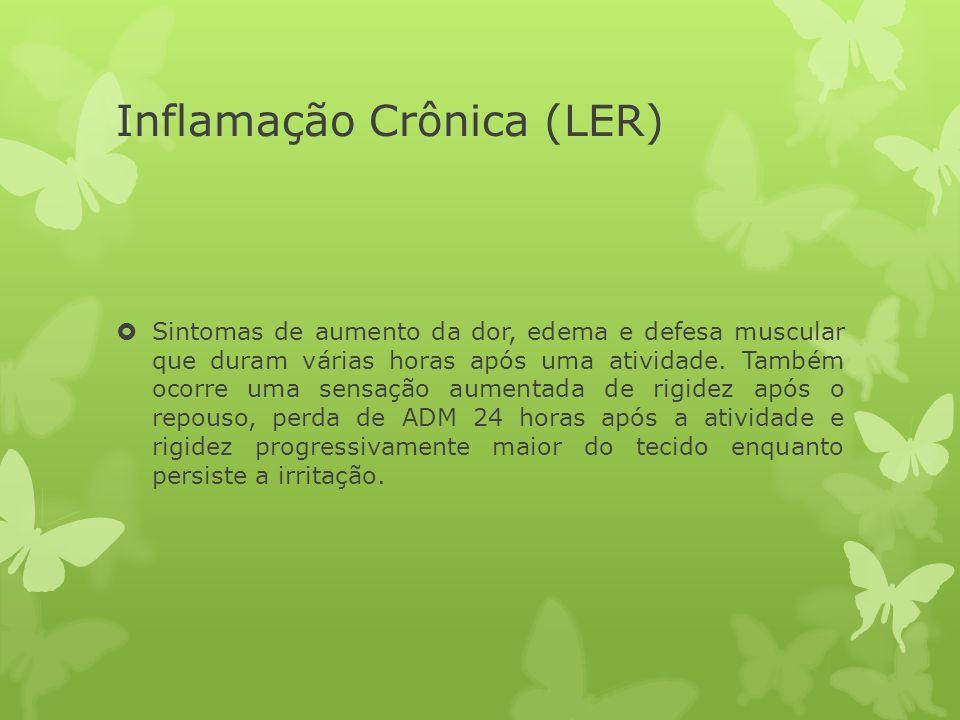 Inflamação Crônica (LER)