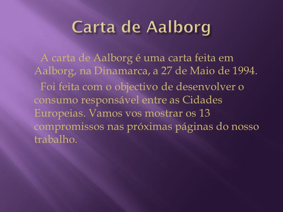 Carta de Aalborg