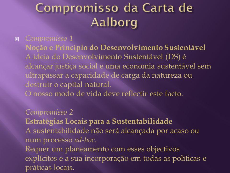 Compromisso da Carta de Aalborg